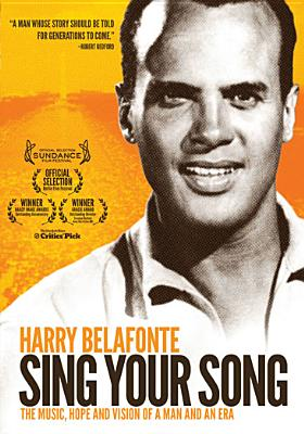 SING YOUR SONG:HARRY BELAFONTE BY BELAFONTE,HARRY (DVD)